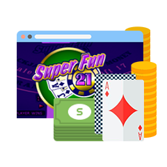 Play Super Fun 21 Online