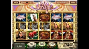 Mr Vegas Slot View